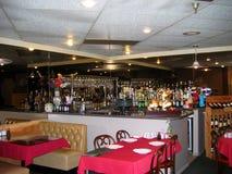 Restaurant chinois avec une barre, Rancho Cucamonga, la Californie Etats-Unis Photos stock