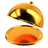 Restaurant cloche, 3d Stock Photos