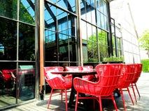Restaurant and coffee shop interior design ideas royalty free stock photo