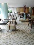 Restaurant de buffet d'hôtel de luxe Photos stock