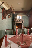 Restaurant de chasse Images stock
