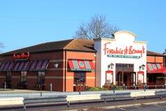 Restaurant de Frankie et de bennys. Images libres de droits
