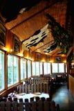 Restaurant de gril Images libres de droits