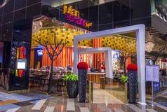Restaurant de Julian Serrano Image libre de droits