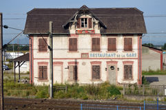 Restaurant de la Gare Stock Photos