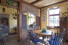 Restaurant de pays   Images stock