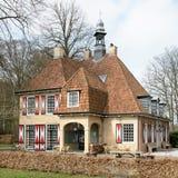 Restaurant De Slotplaats. NETHERLANDS - BAKKEVEEN - CIRCA APRIL 2015: Restaurant De Slotplaats Royalty Free Stock Image