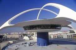 Restaurant de thème de LAX à l'aéroport international de Los Angeles, Los Angeles, la Californie Photo libre de droits