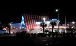 Restaurant de Whataburger, le Texas Images libres de droits