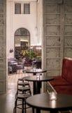 Restaurant in der Dachbodenart Lizenzfreie Stockbilder