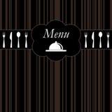 Restaurant design Stock Images