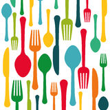 Restaurant design. Royalty Free Stock Photo