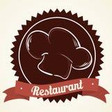 Restaurant design. Stock Photography