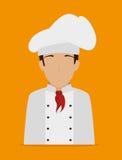 Restaurant design, vector illustration. Royalty Free Stock Photo