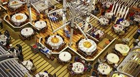 Restaurant du soleil de hotpot de heung de Tao faible à Hong Kong image stock