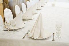 Restaurant event. Banquet, wedding, celebration Stock Image