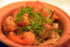 Restaurant food Royalty Free Stock Image