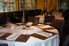 Restaurant, Function Hall, Table, Furniture