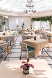 Restaurant Furniture Royalty Free Stock Images