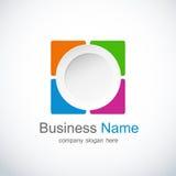 Restaurant icon, logo Royalty Free Stock Photography