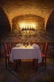 restaurant interior. Stock Images