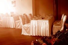 Restaurant interior Royalty Free Stock Photos