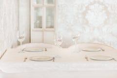 Restaurant interior Royalty Free Stock Photography
