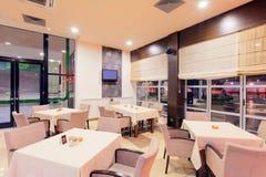 Restaurant interior Stock Image