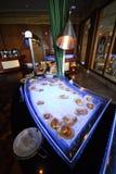 Restaurant interior Stock Photo