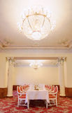 Restaurant interior 5. Restaurant interior in Vladivostok. Russia Royalty Free Stock Photos
