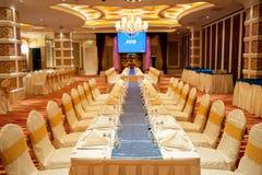Restaurant Interior Design Royalty Free Stock Images