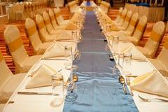 Restaurant Interior Design Stock Images