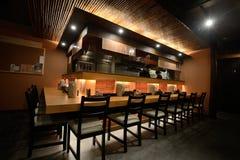 Restaurant interior design Stock Photo