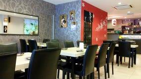 Restaurant Interior Design Royalty Free Stock Photos