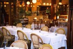 Restaurant interior. royalty free stock photo