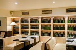 Restaurant interior shot Royalty Free Stock Photography