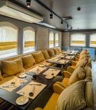 Restaurant interior shot Stock Image