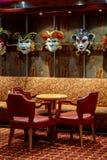 Restaurant interior Stock Photography