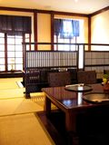 Restaurant japonais Photo stock