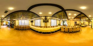 Restaurant Khinkalnaya Legend in the center of Sochi. On the territory and in the room royalty free stock photos