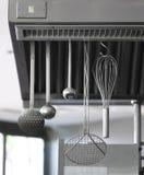 Restaurant kitchen equipment Royalty Free Stock Photo