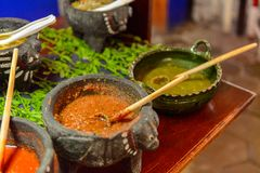 Free Restaurant La Choza Del Chef In Oaxaca Stock Images - 105779214