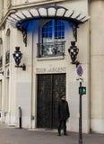 The restaurant La Tour d'argent, Paris, France. Stock Image