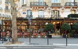 The restaurant Le Dome ,Paris, France. Stock Photography