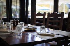 Restaurant 01 Stock Photography