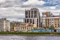 Free Restaurant `Mansion Glukhovsky` In The Old Mansion Glukhovsky In St. Petersburg Stock Photos - 94309213