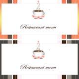 Restaurant_menu Stock Photo
