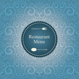 Restaurant menu Royalty Free Stock Images