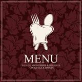 Restaurant menu Stock Images