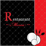 Restaurant Menu background Stock Photos